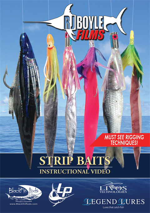 Rigging Strip Baits Instructional (1 hour, 15 minutes)