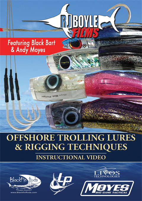 Offshore Trolling Lures & Rigging Techniques (3 hours, 33 minutes)