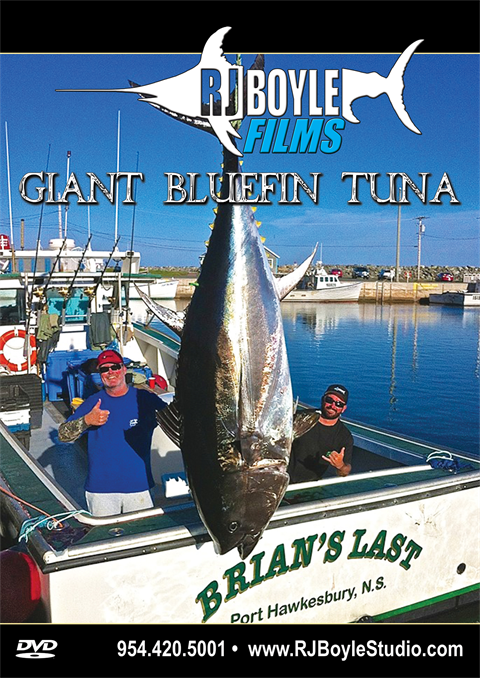 Giant Bluefin Tuna (2 hours, 27 minutes)