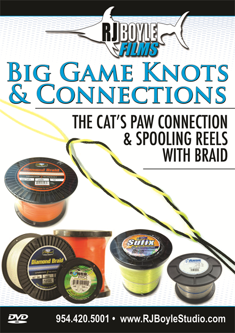 Big Game Knots and Connections (37 minutes)