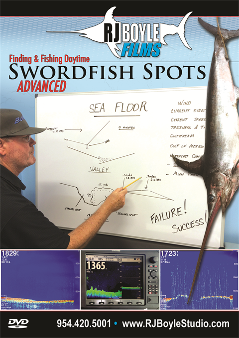 Finding and Fishing Daytime Swordfish Spots (Advanced) (2 hours,19 minutes)