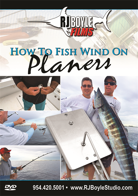 How To Fish Wind-On Planers  (23 minutes)
