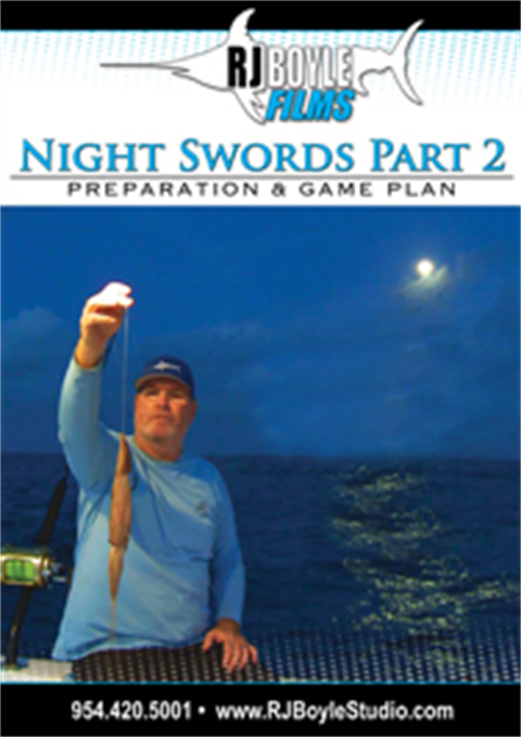 Night Swords- Part 2 Preparation and Game Plan (50 minutes)