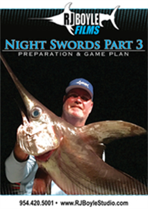 Night Swords- Part 3 Preparation and Game Plan (1 hour 5 minutes)