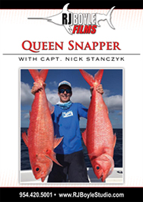 Queen Snapper with Capt. Nick Stanczyk  (28 minutes)