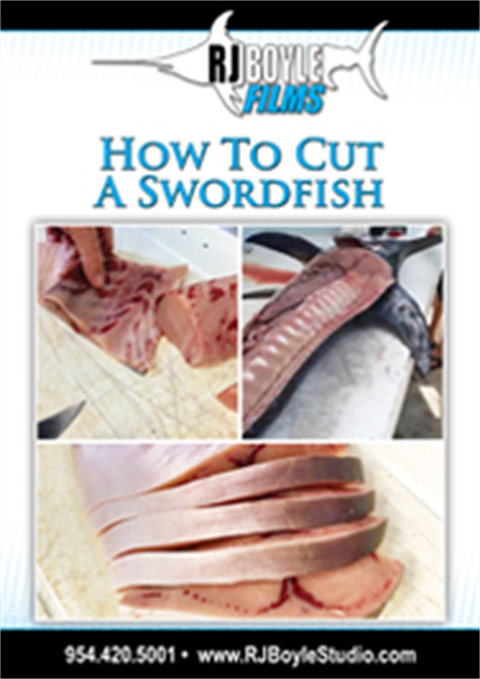 How To Cut A Swordfish  (15 MINUTES)