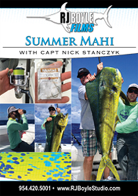 Summer Mahi With Nick Stanczyk  (25 Minutes)