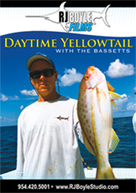Yellowtail Snapper (45 Minutes)