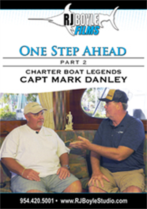 One Step Ahead Series -Part 2- Capt Mark Danley (52 Min)