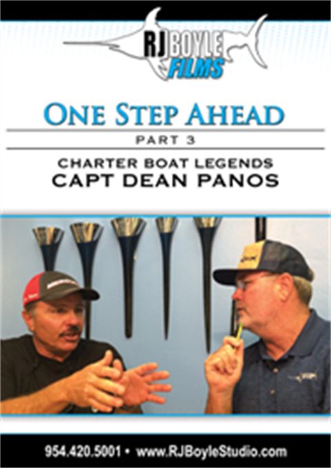 One Step Ahead Series -Part 3- Capt Dean Panos  (38 Min)
