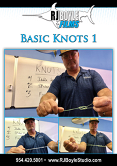 QUICK TIP - BASIC KNOTS 1 (8 Minutes)