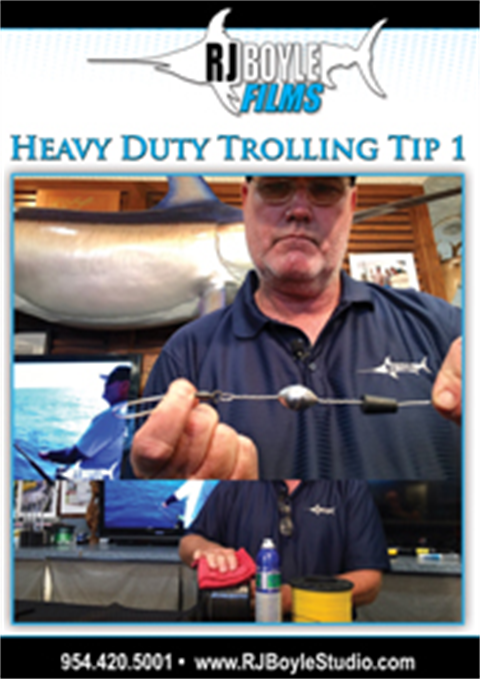 QUICK TIPS - Heavy Duty Trolling Rod - Part 1 (12 Minutes)