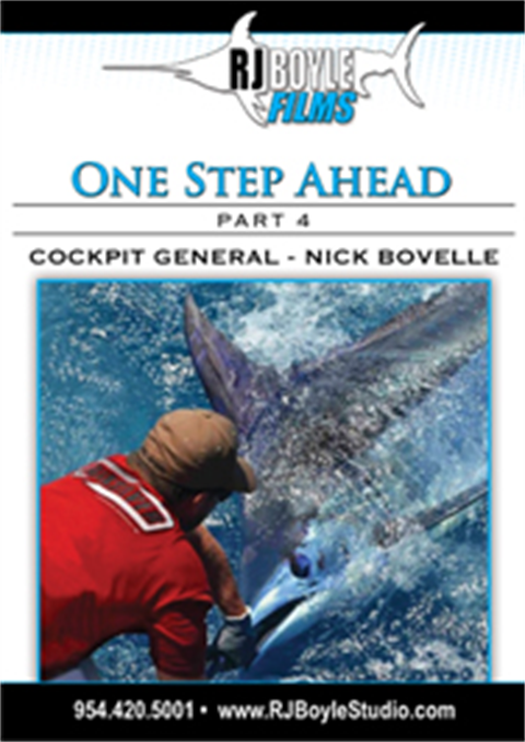 ONE STEP AHEAD PART 4-COCKPIT GENERAL NICK BOVELLE (25 MINUTES)