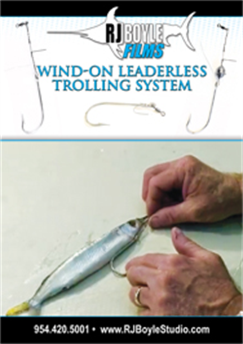 Wind-On Leaderless Trolling System