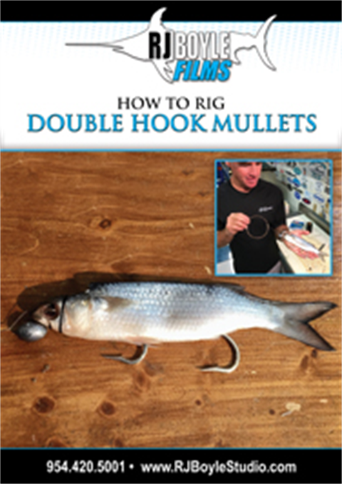 How to Rig Double Hook Mullets