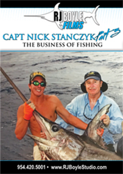 "Nick Stanczyk Part 3 ""The Business of Fishing"""