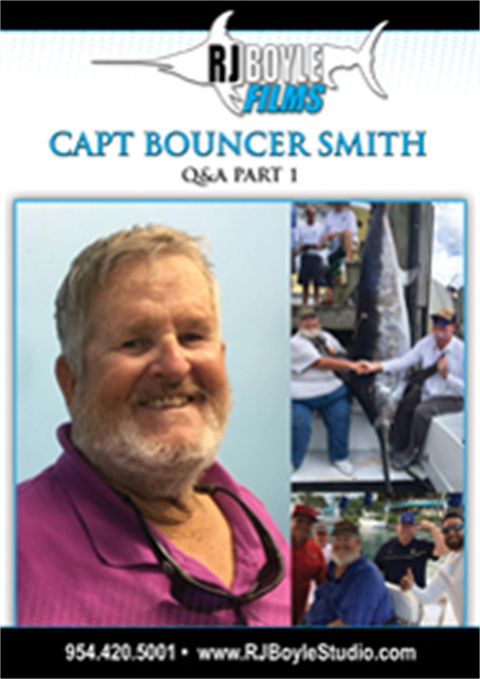 Capt Bouncer Smith Q&A Vol 1