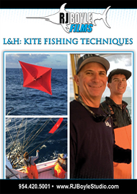 Kite Fishing Techniques L & H Charter