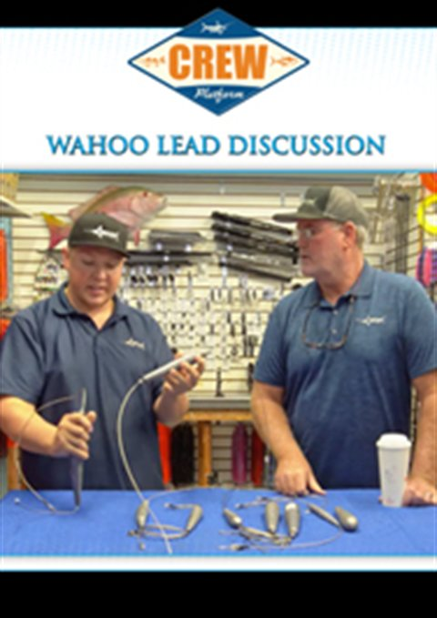 Wahoo Lead Discussion