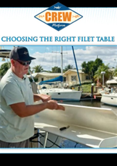 Choosing The Right Filet Table